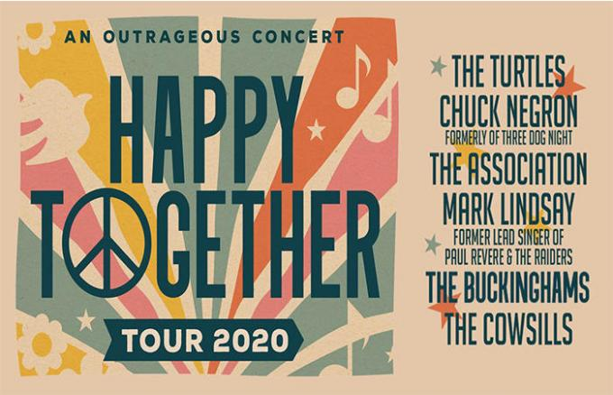 Happy Together Tour at Pacific Amphitheatre